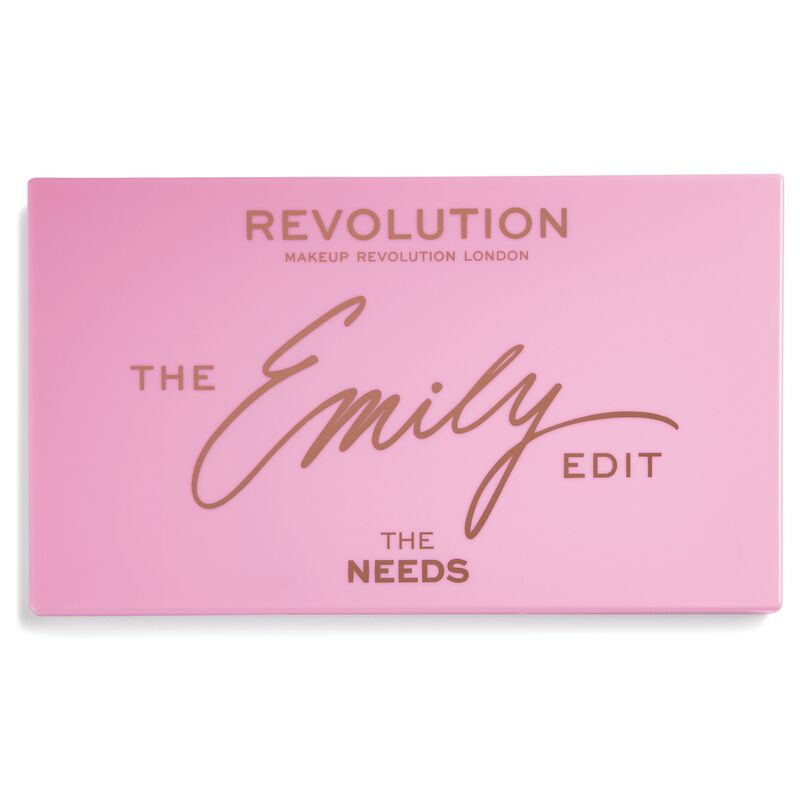 Revolution x The Emily Edit - The Needs Palette