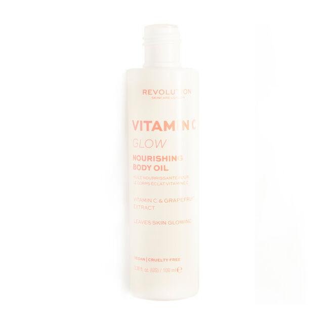 Revolution Body Skincare Vitamin C Glow Nourishing Body Oil