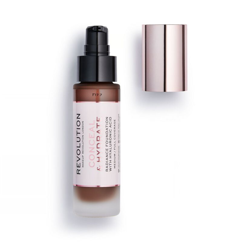 Conceal & Hydrate Foundation F17.7