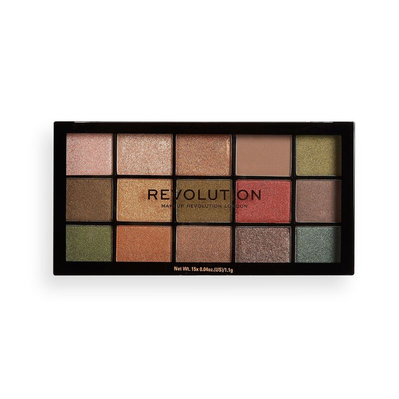 Makeup Revolution Reloaded Empire Eyeshadow Palette