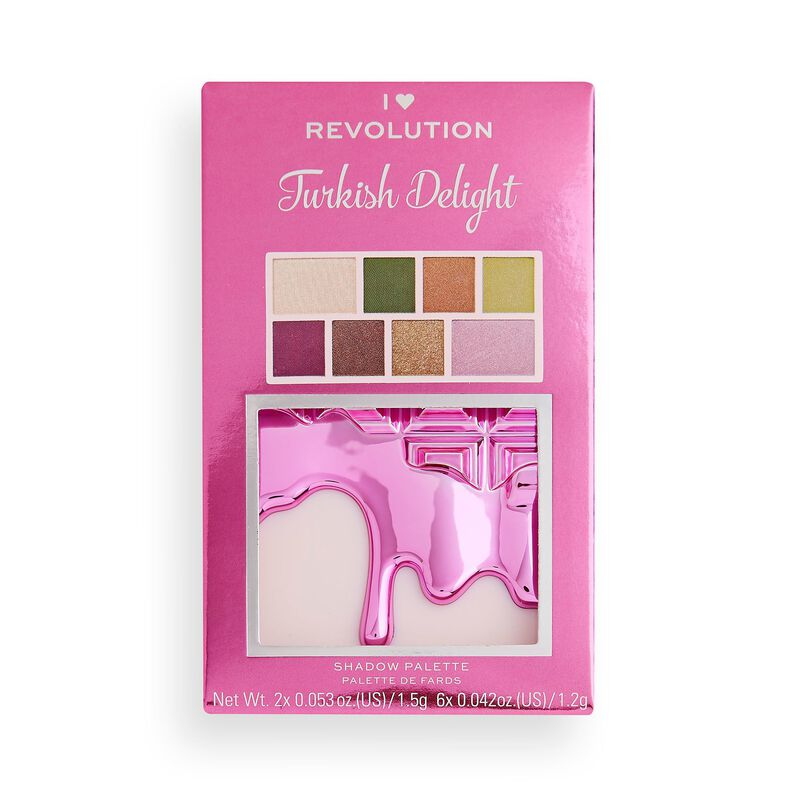 Turkish Delight Mini Chocolate Shadow Palette