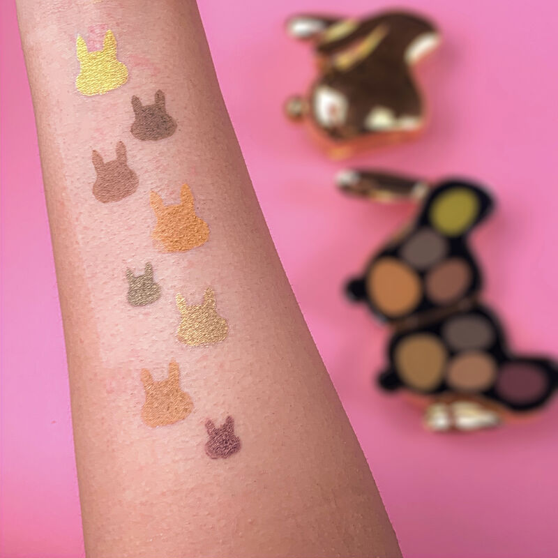 I Heart Revolution Bunny Stardust Shadow Palette