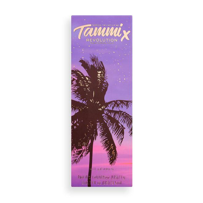 Makeup Revolution X Tammi Lip Set