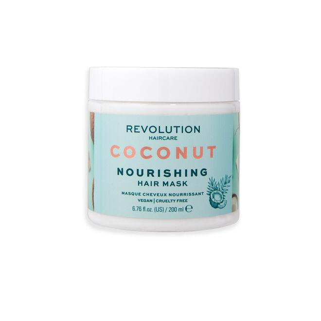 Revolution Hair Mask Nourishing Coconut