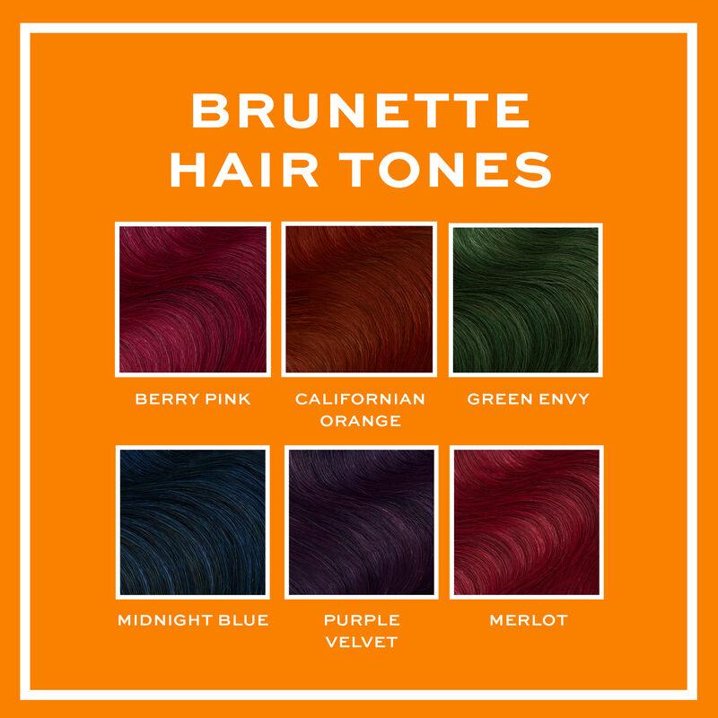 Revolution Hair Tones for Brunettes