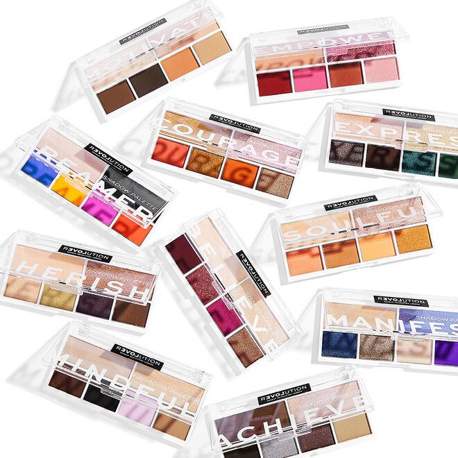 Relove by Revolution Colour Play Cherish Eyeshadow Palette