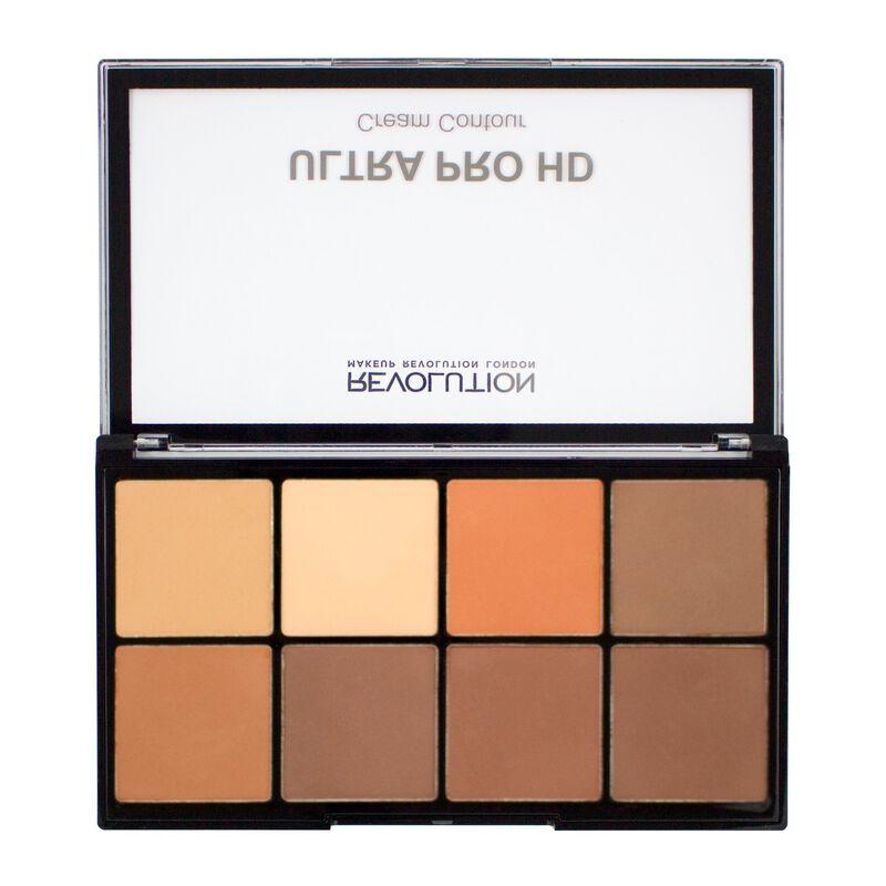 HD Pro Cream Contour Medium Dark