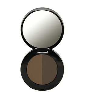 Duo Eyebrow Powder - Ebony
