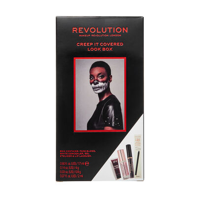 Halloween Creep It Covered Get The Look Box