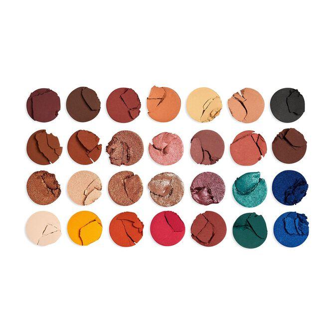 Revolution X Patricia Bright Rich In Life Eyeshadow Palette