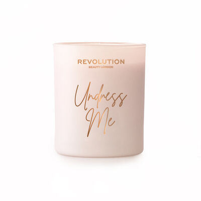Revolution Undress Me Scented Candle