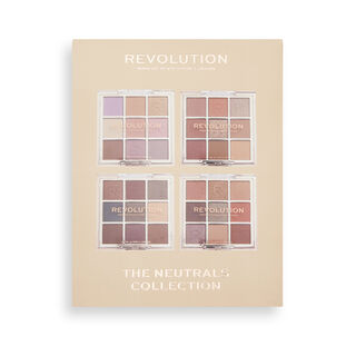 Makeup Revolution The Neutrals Collection