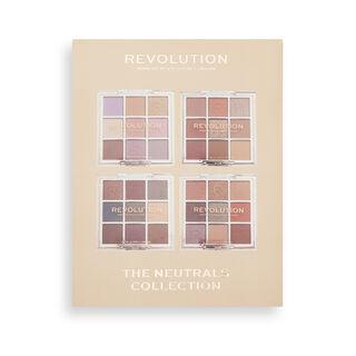 Makeup Revolution The Neutrals Collection
