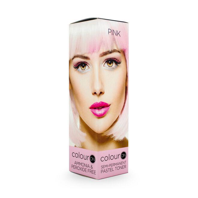 ColourOn Pastel Toner Pink 100ml