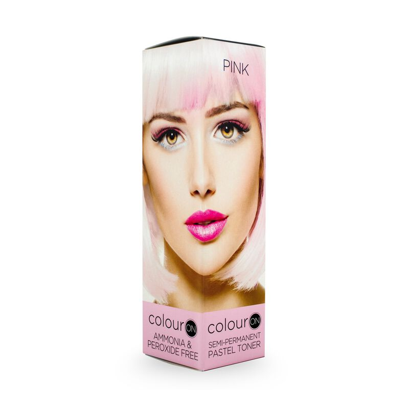 ColourOn Pastel Toner Pink 100ml
