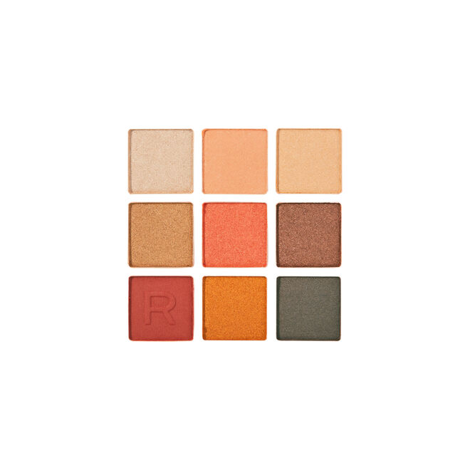 Makeup Revolution Neon Heat Eyeshadow Palette Orange Blaze