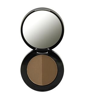 Duo Eyebrow Powder - Caramel Brown