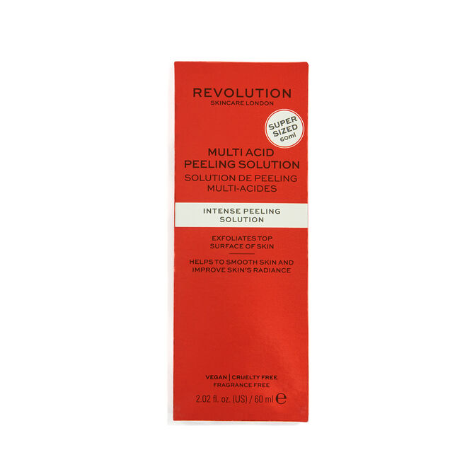 Revolution Skincare Multi Acid Peeling Solution Super Sized
