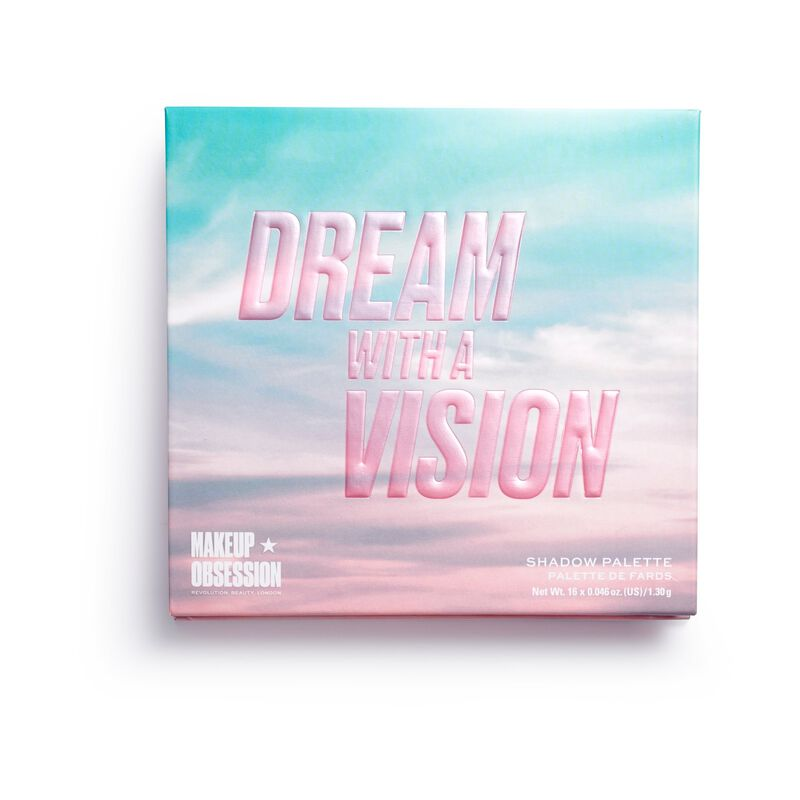 Makeup Obsession Dream With Vision Shadow Palette