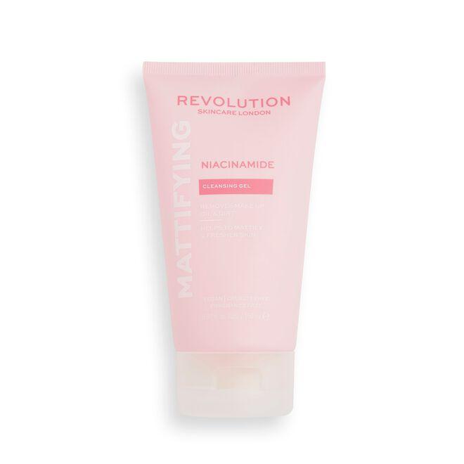Revolution Skincare Niacinamide Oil Control Gel Cleanser
