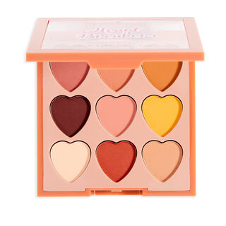 I Heart Revolution Heartbreakers Eyeshadow Palette Plush