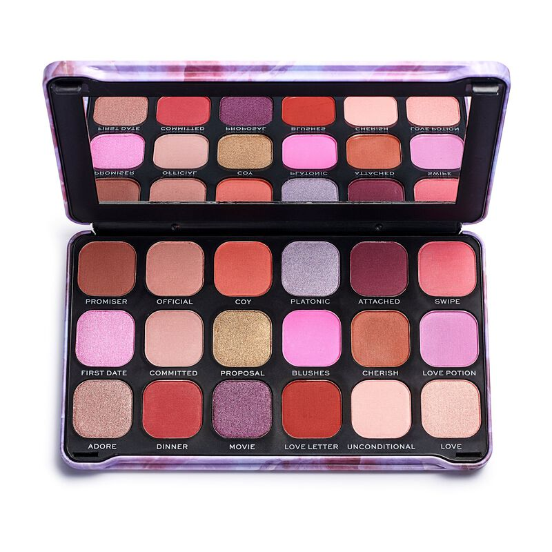 Makeup Revolution Forever Flawless Unconditional Love Shadow Palette