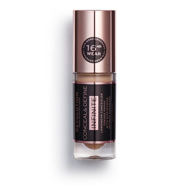 Makeup Revolution Conceal & Define Infinite Longwear Concealer (5ml) C11