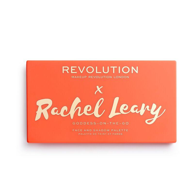 X Rachel Leary Goddess On The Go Palette