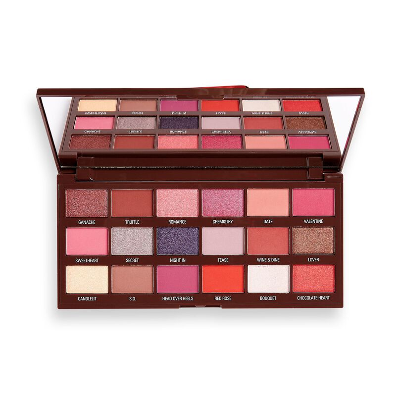 I Heart Revolution Chocolate Truffle Eyeshadow Palette