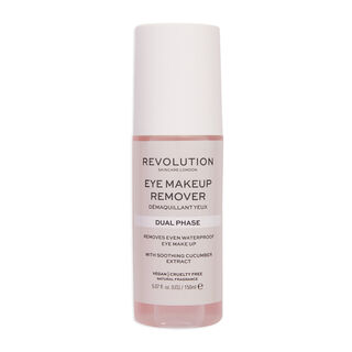 Revolution Skincare Dual Phase Eye Makeup Remover