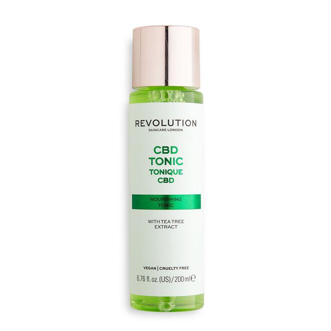 Revolution Skincare CBD Tonic