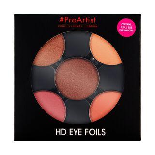 HD Eye foil HD Burnt