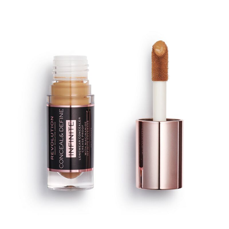 Makeup Revolution Conceal & Define Infinite Longwear Concealer (5ml) C12.5