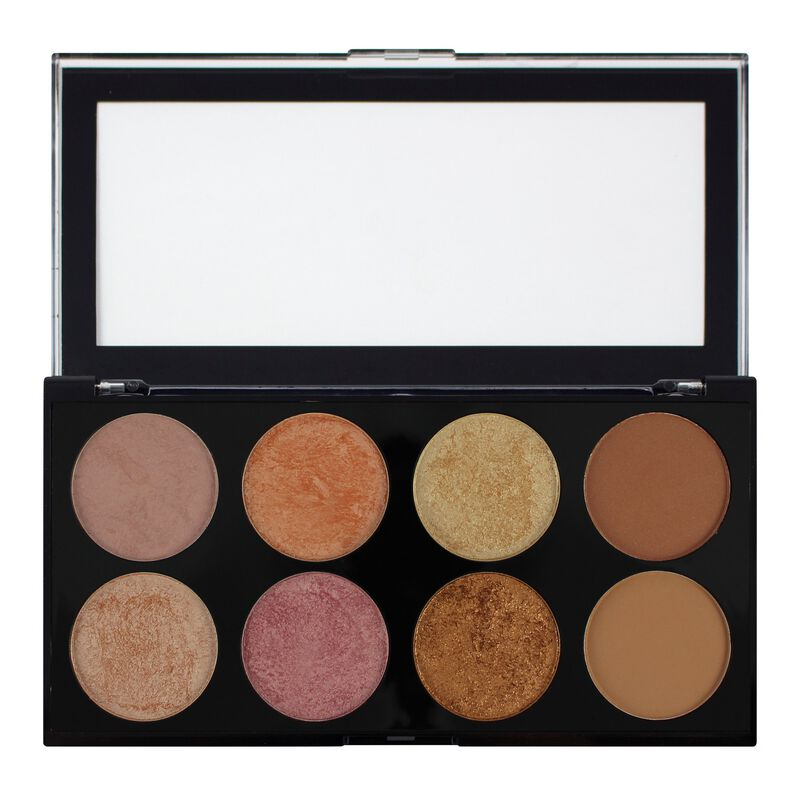 Ultra Palette Golden Sugar 2 - Blush, Bronze & Highlight