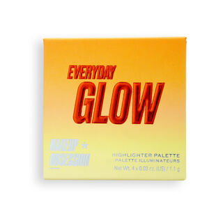 Makeup Obsession Glow Crush Palette Everyday Glow