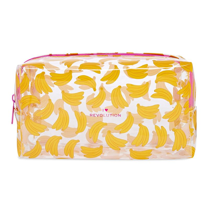Tasty Cosmetic Bag Banana