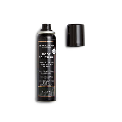 Revolution Haircare Root Touch Up Spray Black