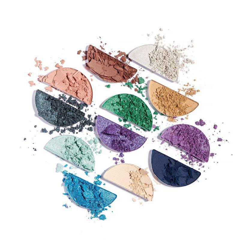 Ocean's Treasure Eyeshadow Palette