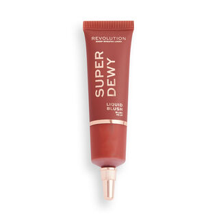 Makeup Revolution Superdewy Liquid Blush Blush Me Up