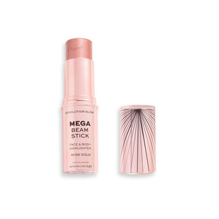 Makeup Revolution Glow Mega Beam Stick Highlighter Rose Gold