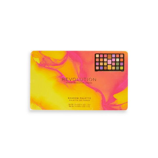 Makeup Revolution Neon Heat Limitless Eyeshadow Palette