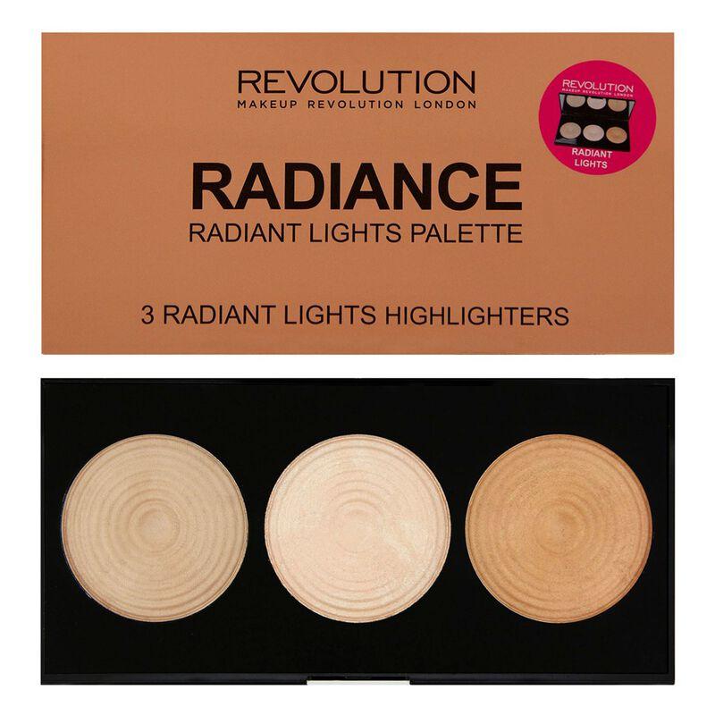 Highlighter Palette - Radiance
