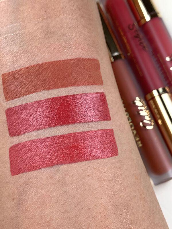 Revolution X Sebile Venus Kiss Matte Liquid Lipstick