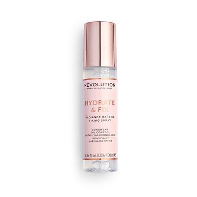 Revolution Hydrate & Fix Setting Spray