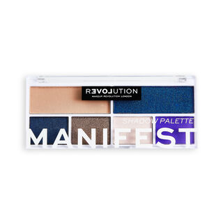 Relove by Revolution Colour Play Manifest Eyeshadow Palette