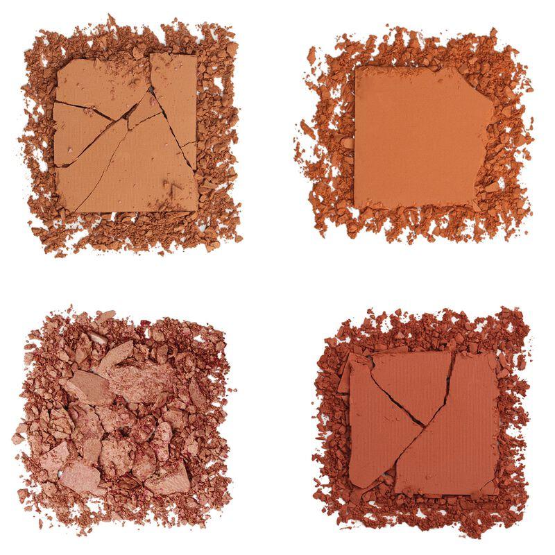 4K Bronzer Palette Warm