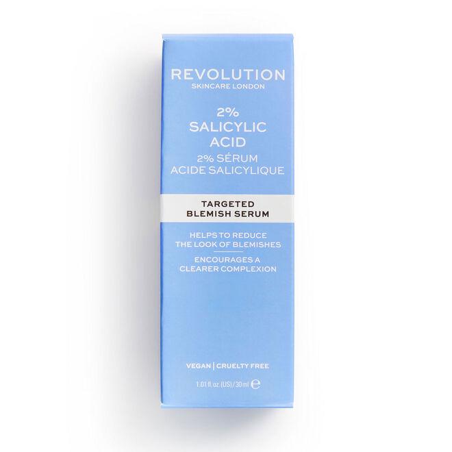 Revolution Skincare 2% Salicylic Acid BHA Anti Blemish Serum