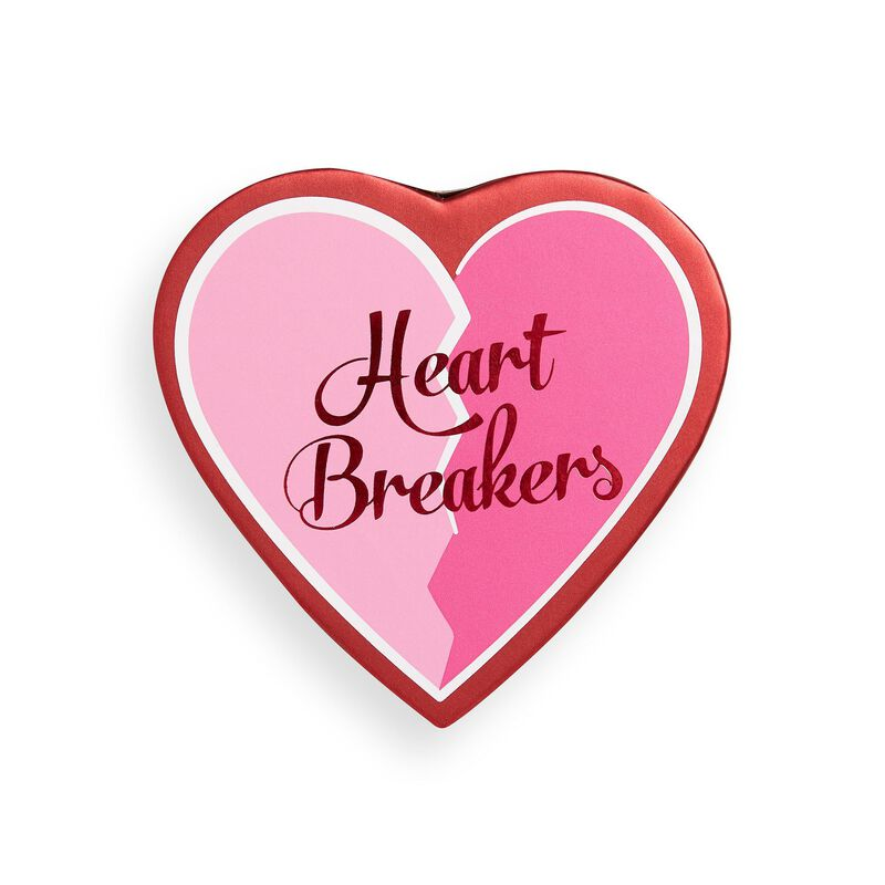 I Heart Revolution Heartbreakers Matte Blush Creative