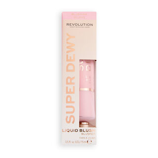 Makeup Revolution Superdewy Liquid Blush Blushing in Love