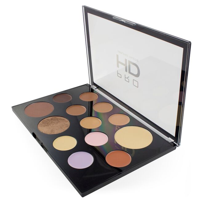 HD Palette - The Works Medium/Dark